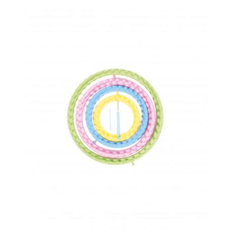 Tricotin géant circulaire