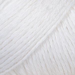Drops Bomull-Lin 01 blanc