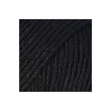 Drops Bomull-Lin 16 noir