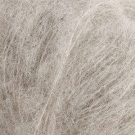 Drops Brushed Alpaca Silk 02 gris clair