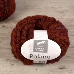 Cheval blanc Polaire 50 cacao