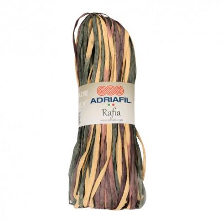 Adriafil Rafia 93 aubergine