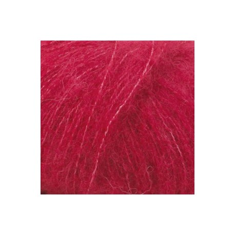 Drops Brushed Alpaca Silk 07 rouge