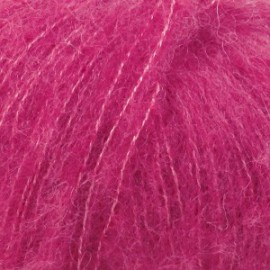 Drops Brushed Alpaca Silk 18 rose cerise