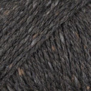 Drops soft tweed mix 09 corbeau