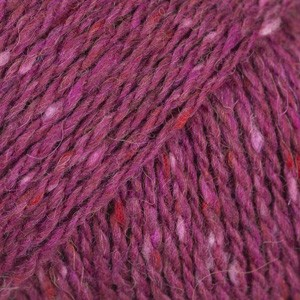 Drops soft tweed mix 14 sorbet cherry