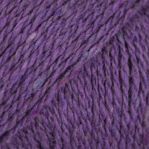 Drops soft tweed mix 15 purple rain