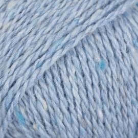 Drops soft tweed mix 11 aigue marine
