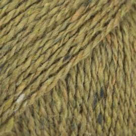 Drops soft tweed mix 16 guacamole