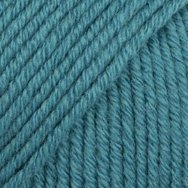 Drops Cotton Merino 26 bleu tempête