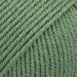 Drops Cotton Merino 11 vert forêt