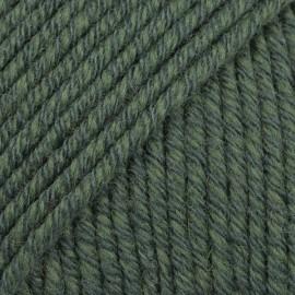 Drops Cotton Merino 22 vert foncé