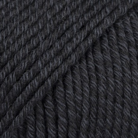 Drops Cotton Merino 02 noir