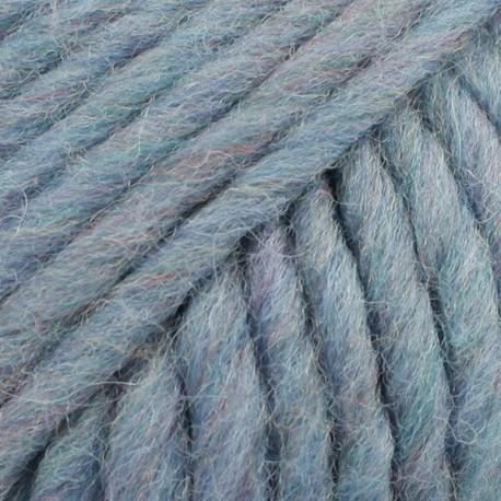 Drops Snow mix 84 bleu paon