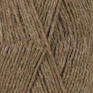 Drops Alpaca mix 607 brun clair