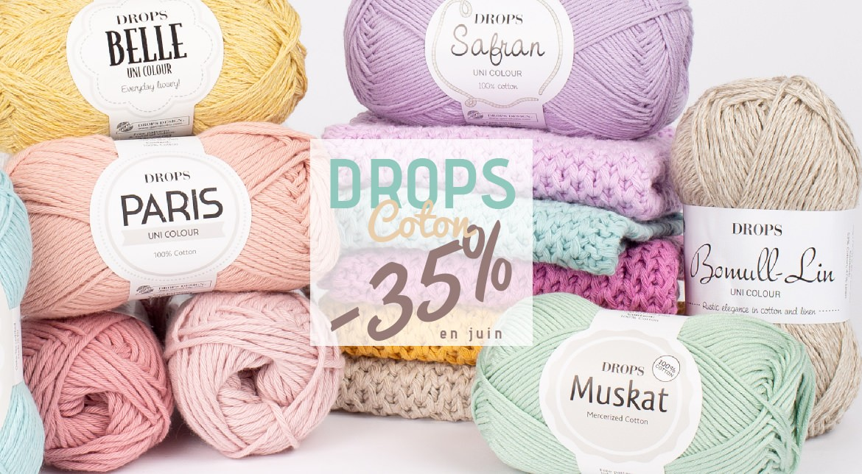 DROPS Coton -35%
